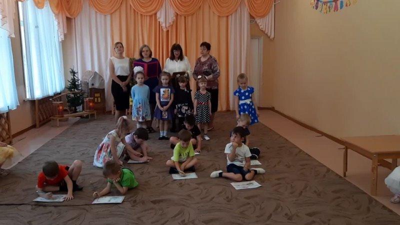 БДОУ Детский сад 379 комбинированного вида Дружные ребята Рисуют мальчики войну