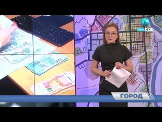 Прямой эфир. Первый городской канал в Кирове. 27.1...