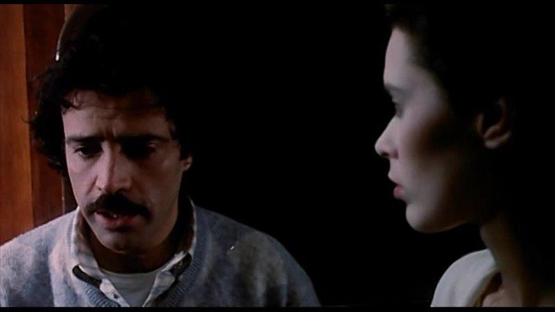 Enrico Montesano e Sylvia Kristel Un amore in prima classe Любовь в вагоне первого класса 1980