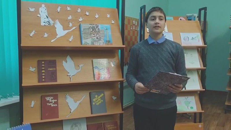 Видео от МОУ Верхневолжская СОШ