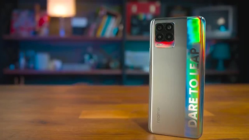 Oppo Realme 8 серьёзный и единственный конкурент Xiaomi в среднем сегменте бюджетных смартфонов в нашем магазине от 14590р 🧐