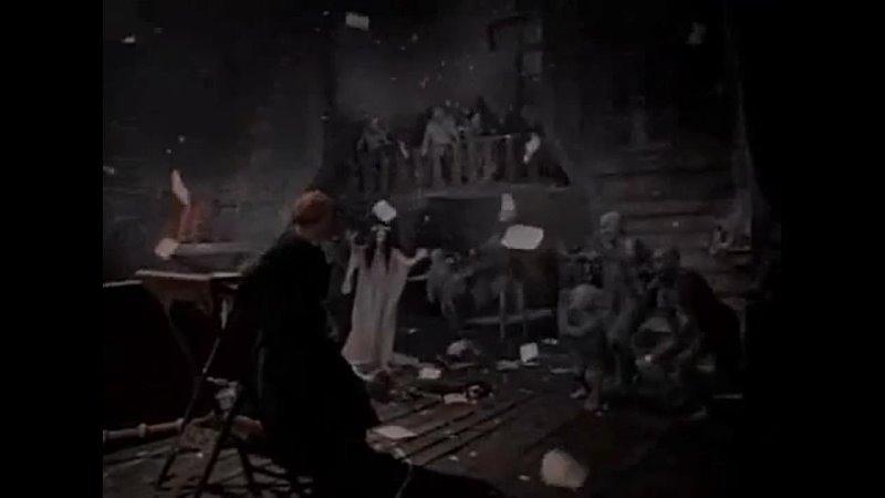 Нечисть в церкви Вий 1967