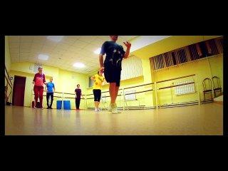FD Train - Hip-hop routine Sep2021