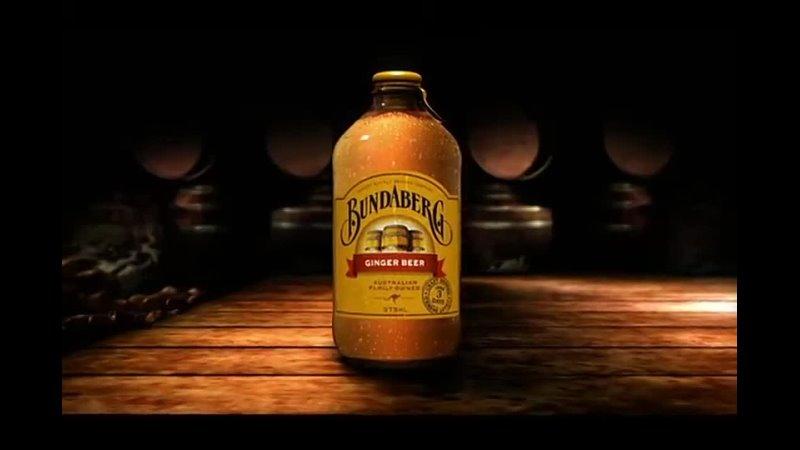 All in the Classic Bundaberg Bottle