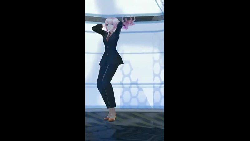 Неловкий танец
