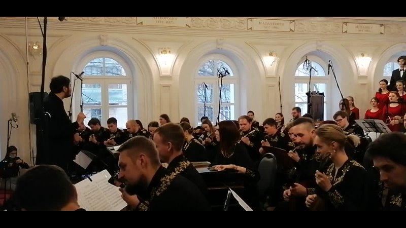 Видео от НРНО им В А Кузнецова