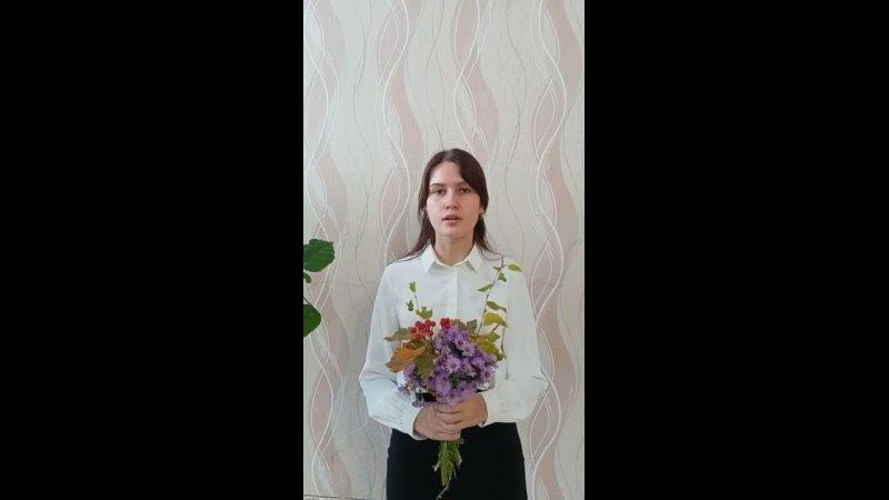 Видео от ГОУ ЛНР Михайловская школа им А И Малёна