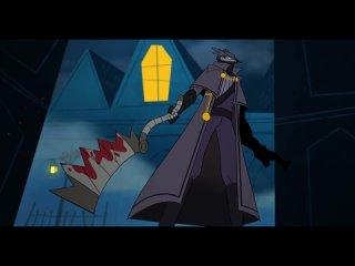 Художник показал, как может выглядеть мультик по Bloodborne — получилось необычно