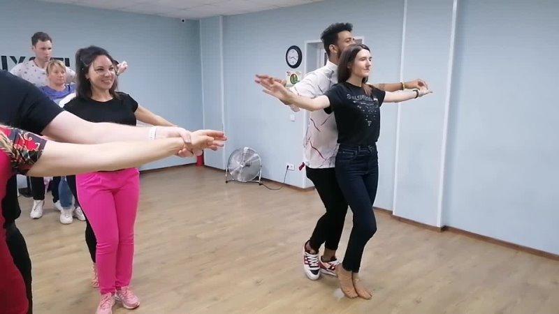 Бачата Луис Карлос Fusion Dance