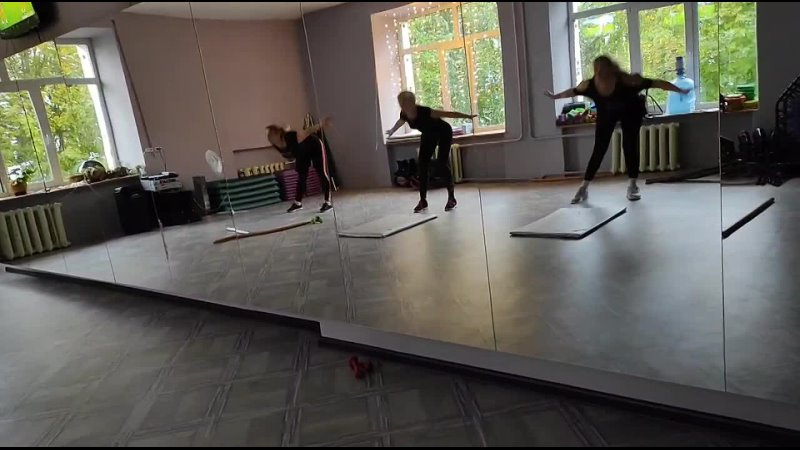 Видео от Фитнес и Шейпинг клуб МОДУС г Северодвинск