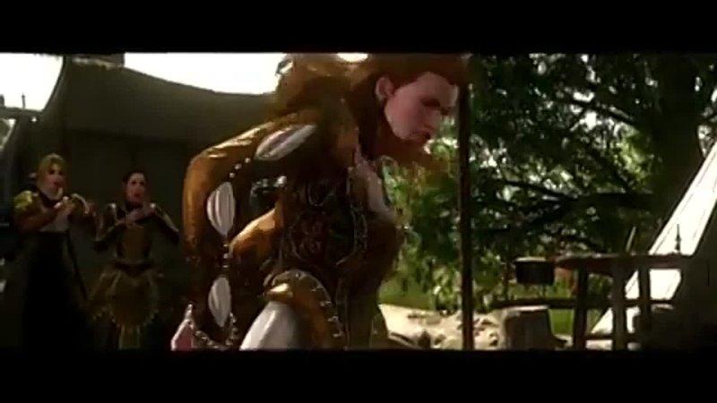 Anna Henrietta The Witcher 3 Blood and Wine Edit Vine