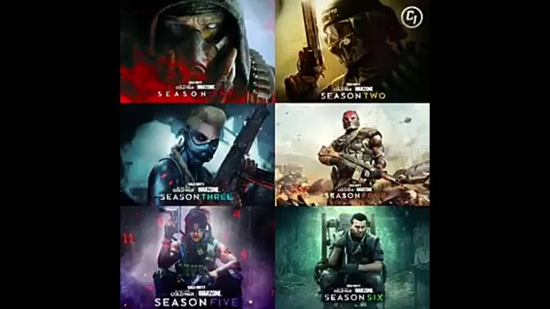 Which season of BlackOpsColdWar x Warzone was your favorite