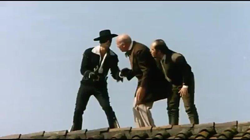 Племянники Зорро I nipoti di Zorro 1968 Режиссер Марчелло Чорчолини
