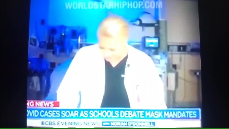 Enfermeira fala ao vivo sobre variante Delta e DÁ RISADA o que você acha que significa