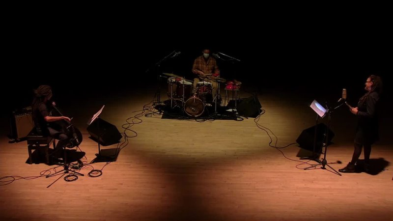 02 Artifacts Trio Live at Constellation 12 02 21 Reflections solo Tomeka