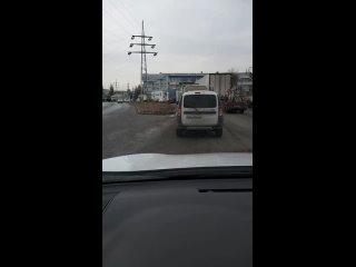 А ремонт Заводского шоссе всё продолжается......Ау...