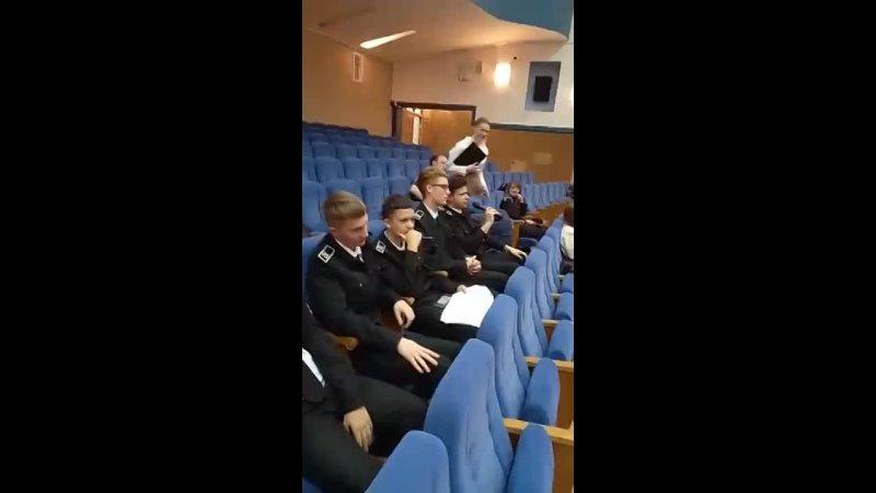 Видео от СПбМРК