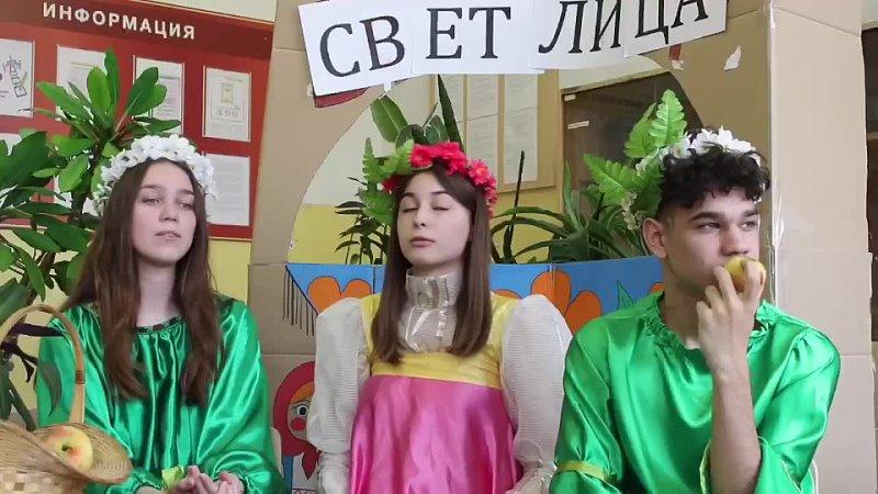 Видео от Школа Знаменск Велау сто лет истории