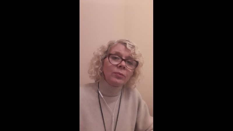 Видео от Илоны Балахоновой