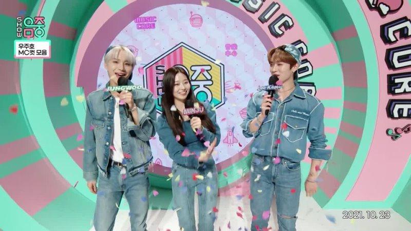 《스페셜》 정우 X 민주 X 민호 리노 우주호 10월 넷째 주 MC 컷 모음 MBC 211023 방송