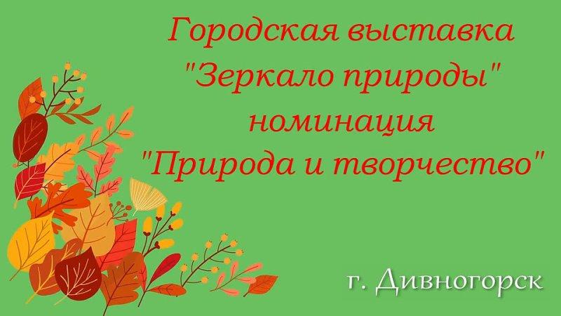 Видео от Дивногорский художественный музей