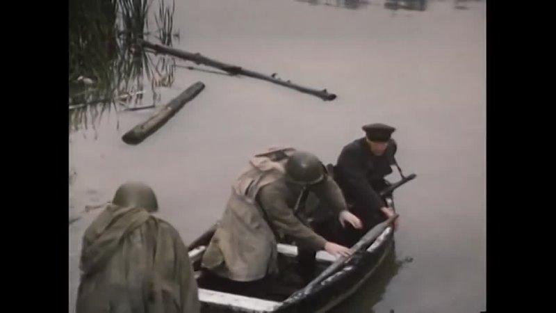 Батальоны просят огня 3 серия 1985 г