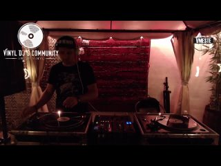 DJ YURA ONEGIN VMESTE BAR SUMMER PLACE FROM VINYL LIVE MIX