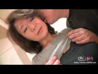 44 years old Asian Mature Keiko Hiroyama Fucked