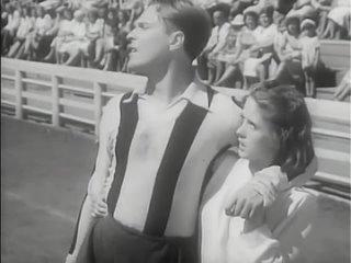 Центр нападения _ Centre Forward (1946) фильм
