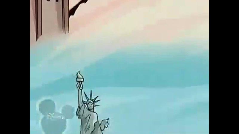 Заставка Американский дракон Джейк Лонг 2 сезон на канале Disney