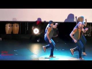 Песня «ЛАСТОЧКА» – Виктор Таранов  Танец – Хорхе Атака, Таня Ла Алемана и Эль Тигуэре