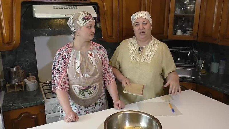 Сырное Печенье из Тетрадки полученной по Наследству БЕЗ Соды и Дрожжей mp4