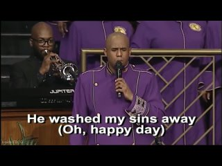 """""""Oh Happy Day"""" Edwin Hawkins - Anthony Brown w⁄ FBCG Combined Choir"""