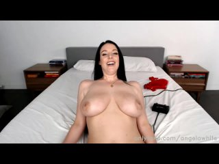 Angela White - New Bed Wear [OnlyFans]