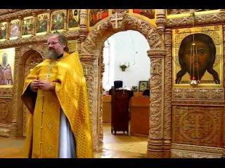 Храм Иверской иконы Божией Матери г. Рыбинск kullanıcısından video