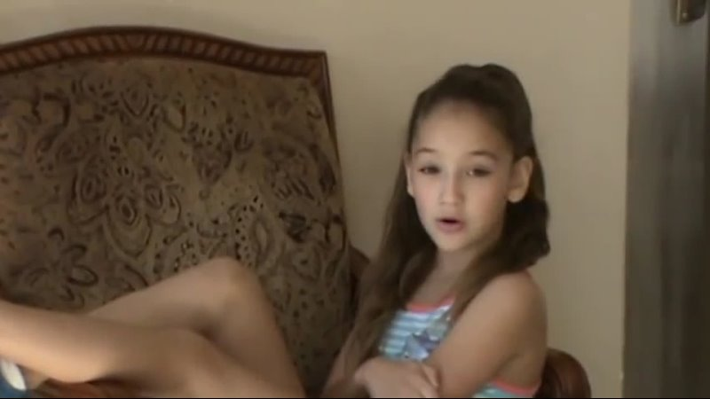 Love Me Harder Covered By Annika Oviedo 8 yrs old