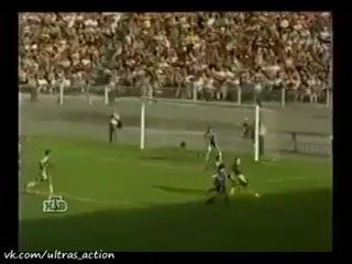 Ростсельмаш 0-4 Ювентус. Кубок Интертото 1999 1/2 финала