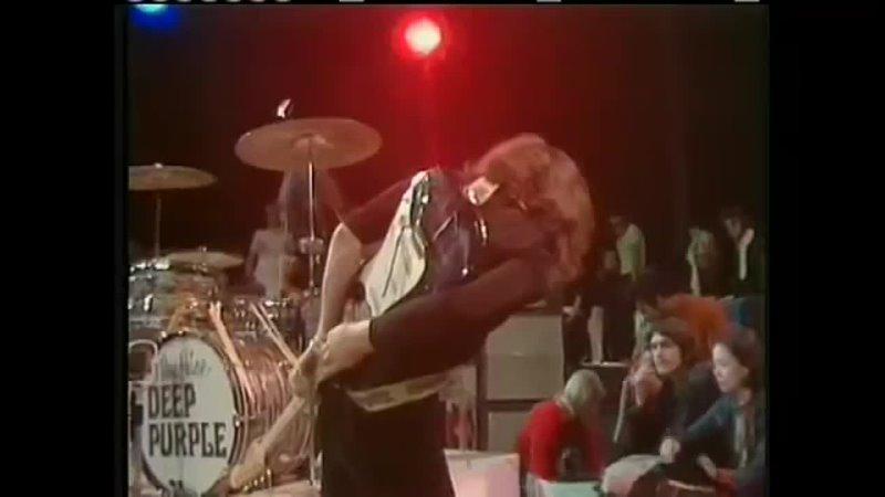 Ian Paice Duo w Richie Blackmore Deep Purple 1970