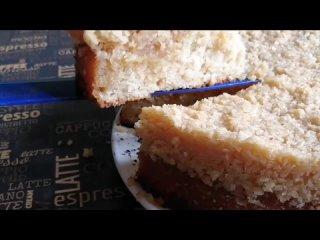 Этот пирог пекут в каждом датском доме! Настоящая классика! __ Датский «Пирог Мечта» (720p)
