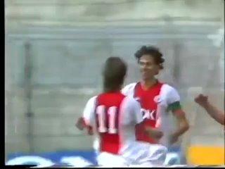 "Марко Ван Бастен - гол ""Манчестер Юнайтед"", сезон 1986/87"