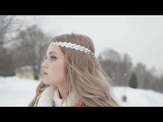 """Дарья Волосевич (13 лет) - """"Небо славян"""""""