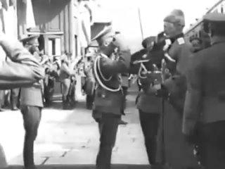 Первая мировая война, 1915 год. Кинохроника Российской империи.