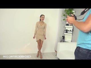 Czech Sex Casting - Nicole Love ( порно трах ебля секс инцест porn Milf home шлюха домашнее sex минет измена)