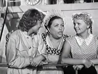 Белая акация - Оперетта 1957 год