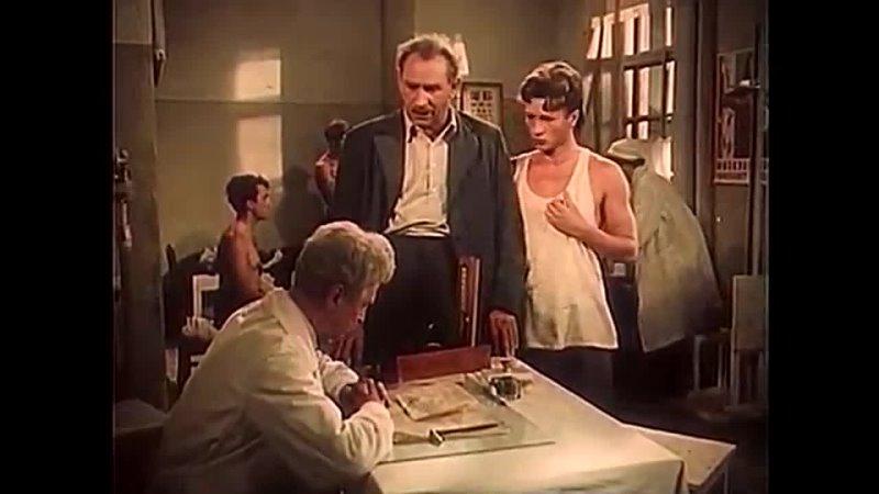 Фильм Добровольцы (1958) Военная драма.mp4