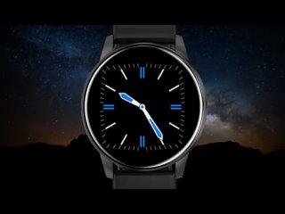 Женские Смарт-часы в режиме реального времени прогноз погоды трекер активности монитор сердечного ритма спортивные Смарт-часы