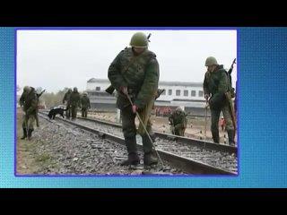6 августа -День железнодорожных войск России.