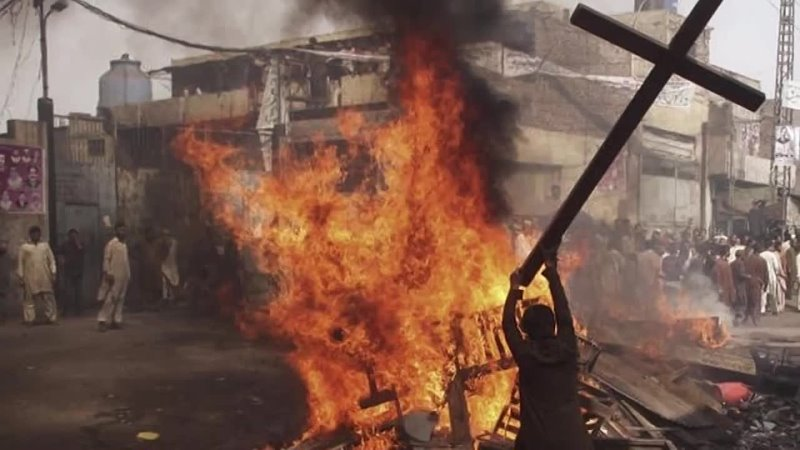 Пакистан христианский ад