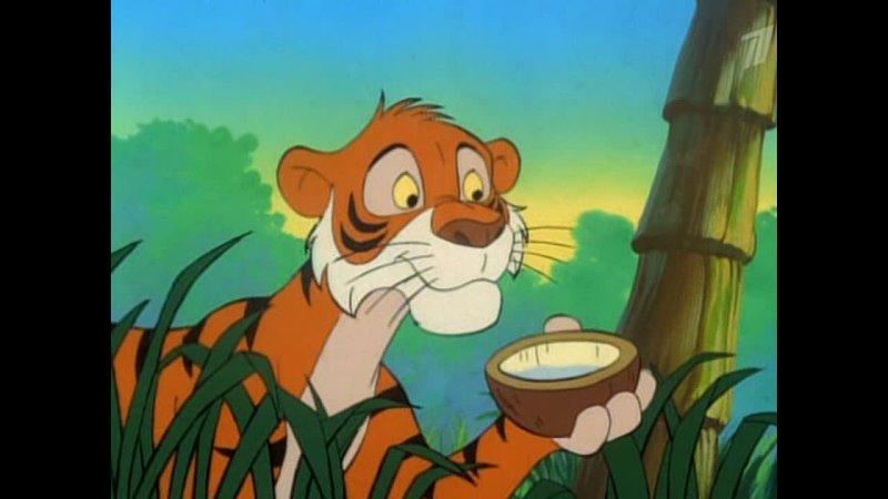 21 Милый тигр В джунглях бессонница Детёныши джунглей 1 канал