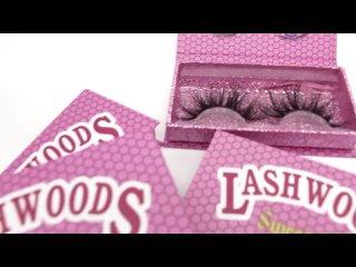 Горячая распродажа, розовые ресницы, упаковочная коробка, большой инвентарь, 4 цвета, роскошные настоящие ресницы 5d 25 мм,
